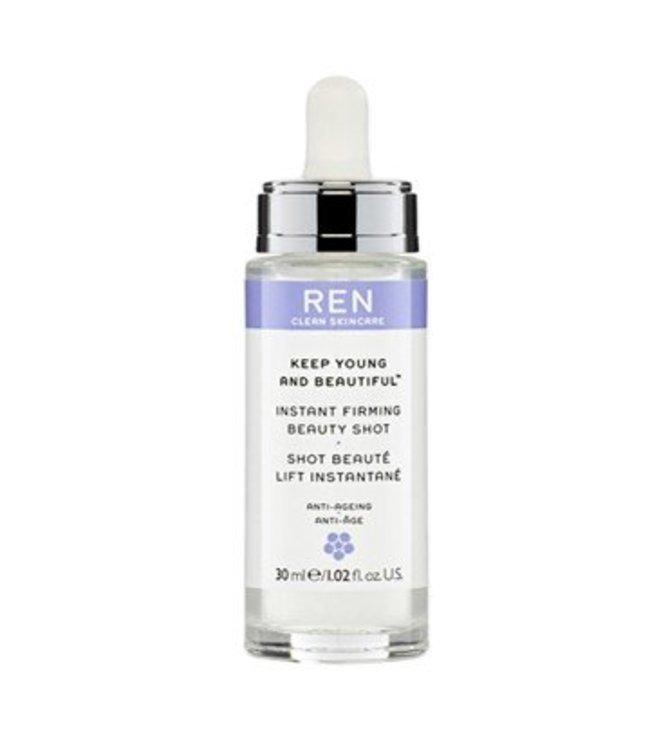 REN Instant Firming Beauty Shot