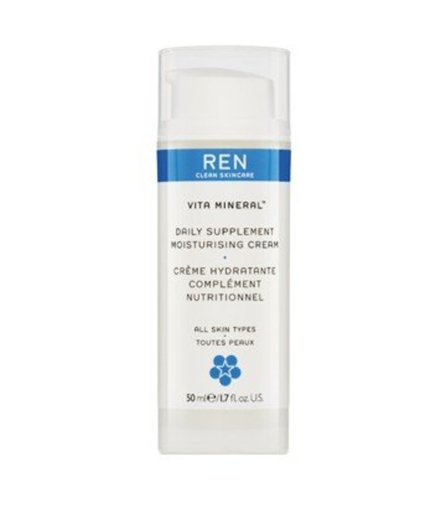 REN Daily Supplement Moisturising Cream
