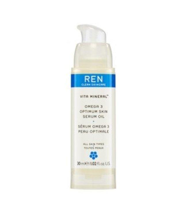REN Omega 3 Optimum Skin Serum Oil