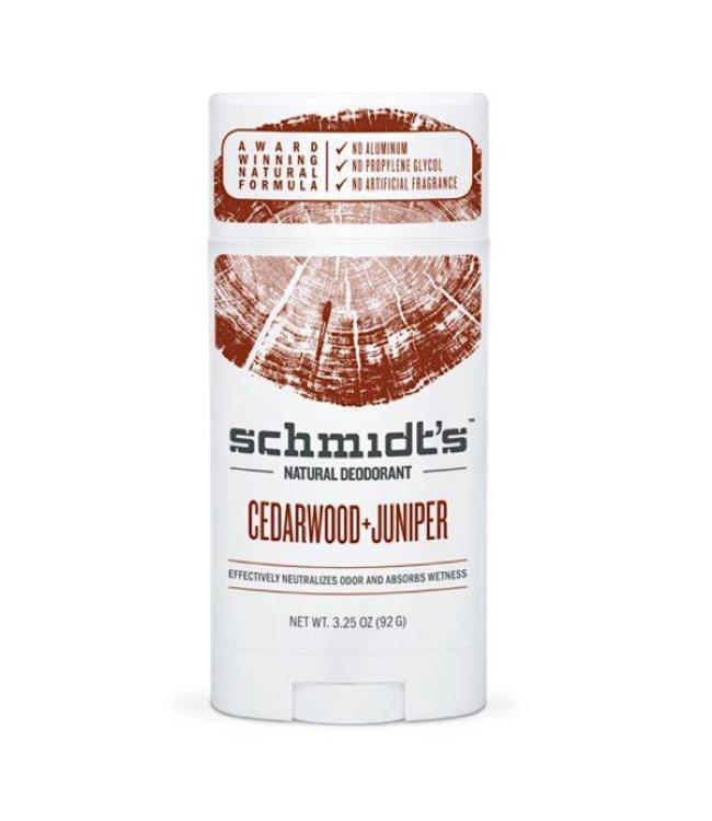 Schmidt's Cedarwood & Juniper Deodorant Stick