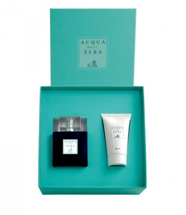 Acqua dell'Elba Blu Uomo Gift Set