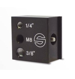 """Sachtler Sachtler Adapter 1/4"""", 3/8"""", M8"""