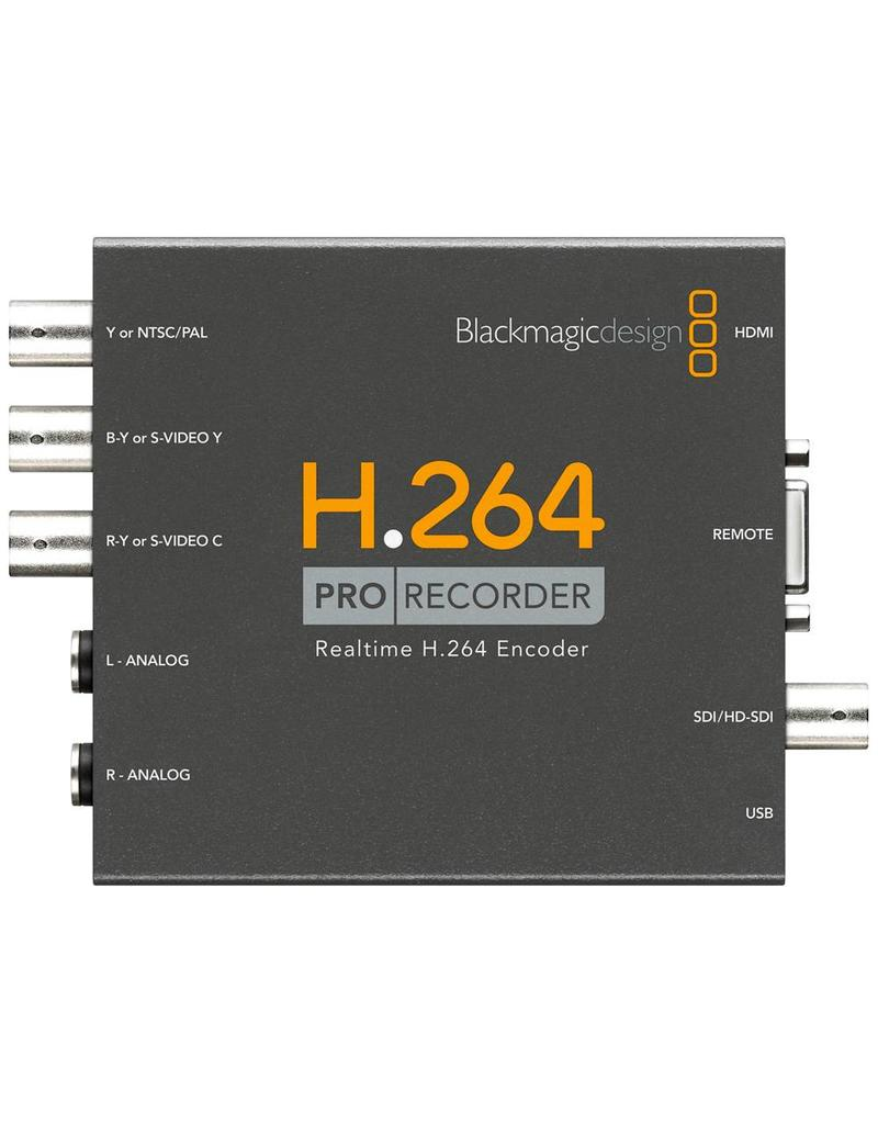 Blackmagic Design Blackmagic Design H264 Pro Recorder
