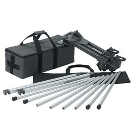 Libec Libec TR-320 - Track Rail System with Dolly and Transport Case - 10.5' (3.2 m)