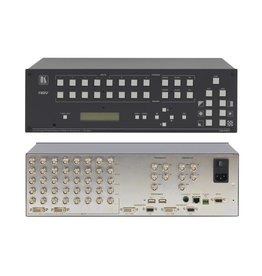 Kramer Kramer VP-747 8x2:3 ProScale™ In−CTRL™ Dual Scaler Seamless Switcher
