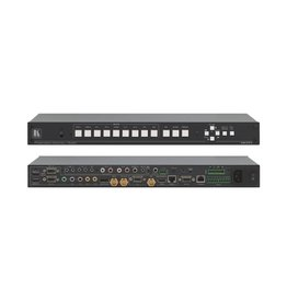 Kramer Kramer VP-771 9−Input ProScale™ Presentation Switcher/Scaler with Speaker Outputs