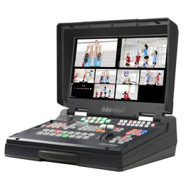Datavideo Datavideo HS-2200 6 input HD broadcast quality Mobile Studio
