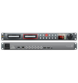Blackmagic Design Blackmagic Design HyperDeck Studio 12G