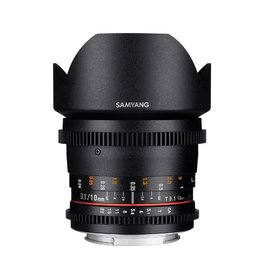 Samyang 10mm T3.1 VDSLR ED AS NCS CS II