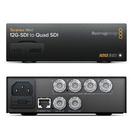 Blackmagic Design Blackmagic Design Teranex Mini - 12G SDI to Quad SDI