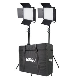 Ledgo LEDGO-600 Two Light Kit