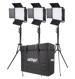 Ledgo LEDGO-600 Three Light Kit
