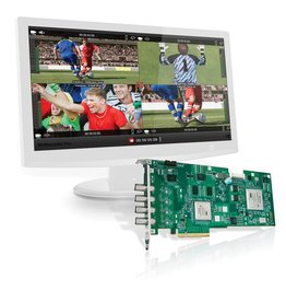 Matrox Matrox VS4 PRO HD-SDI Capture Card