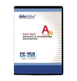 Datavideo Datavideo CG-250 Notebook Character Generator