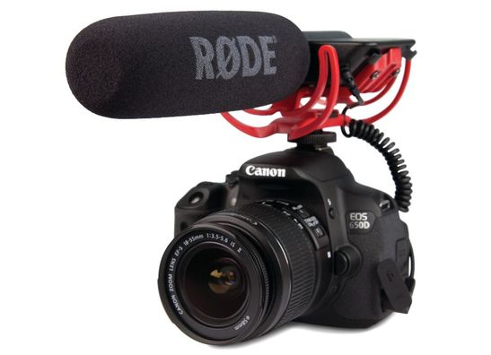 Camera Microfoon