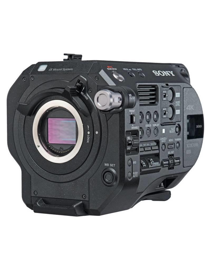 Sony Sony PXW-FS7 II K 4K, Incl 18-110mm Zoom Lens