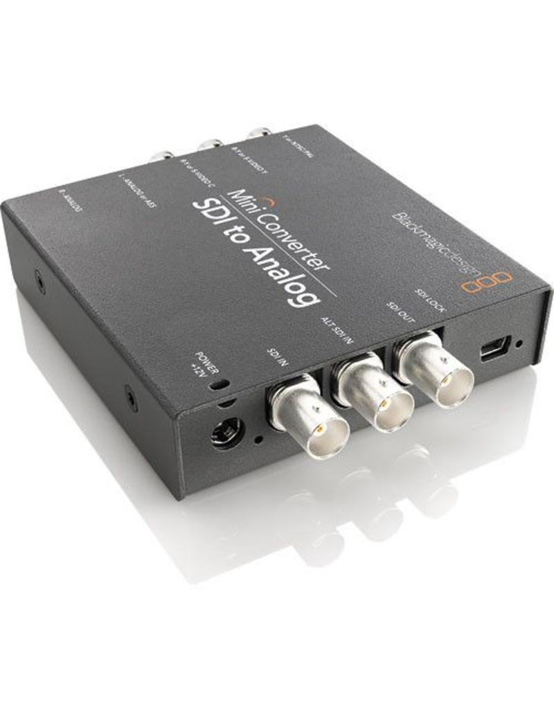 Blackmagic Design Blackmagic Design Mini Converter - SDI to Analog
