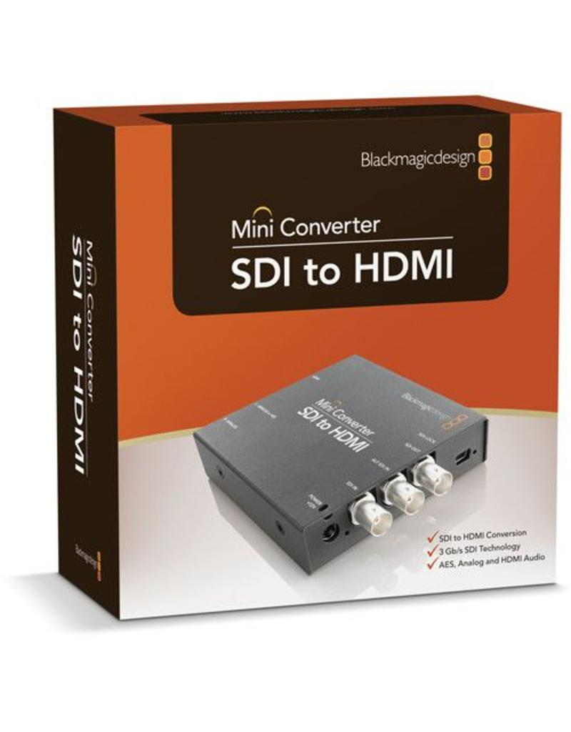 Blackmagic Design Blackmagic Design Mini Converter - SDI to HDMI