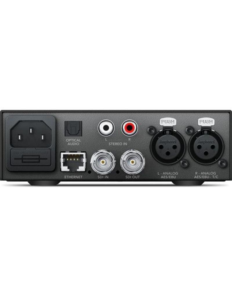 Blackmagic Design Blackmagic Design Teranex Mini - Audio to SDI 12G