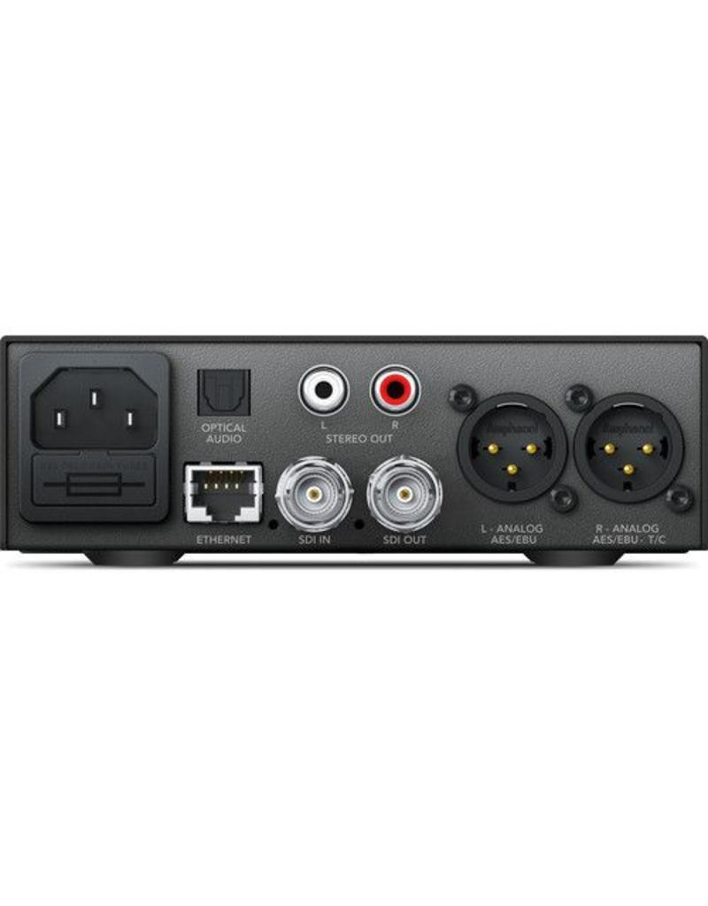 Blackmagic Design Blackmagic Design Teranex Mini - SDI to Audio 12G