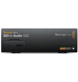 Blackmagic Design Blackmagic Design Teranex Mini - SDI to Audio 12G