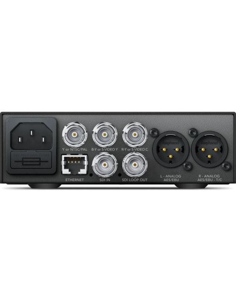 Blackmagic Design Blackmagic Design Teranex Mini - SDI to Analog 12G