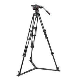 Manfrotto Manfrotto Nitrotech N8 /  546GB Pro Tripod with Ground Spreader