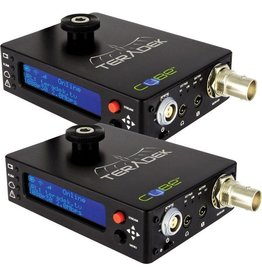 Teradek Teradek Cube HD-SDI Encoder / Decoder Pair - POE