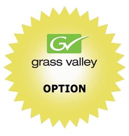 Grass Valley Grass Valley VTR Emulation Option Upgrade from previous version