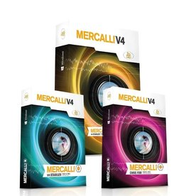 Grass Valley Grass Valley Plug-in: ProDAD Mercalli V4 Suite + Vitascene V2 Pro + Heroglyph V4 Pro Promo Plug-ins for EDIUS 8