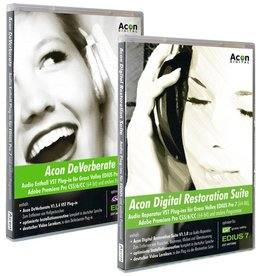 Grass Valley Grass Valley Plug-in: Acon Digital Restoration Suite VST Plug-ins for EDIUS