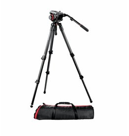 Manfrotto Manfrotto 504HD Head & 535 CF Tripod Kit