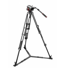 Manfrotto Manfrotto 504HD/546GB Midi Twin System (GS) Tripod With Video Head