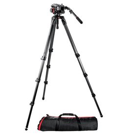 Manfrotto Manfrotto 504HD Head & 536 CF Tripod Kit