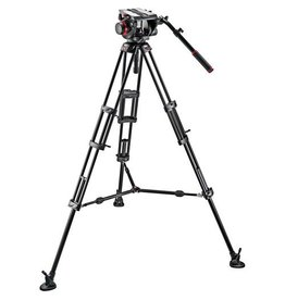 Manfrotto Manfrotto 509HD/ 545BK Pro Middle Twin Kit 100