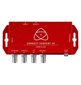 Atomos Atomos Connect Convert 4K HDMI to SDI with Scale/Overlay