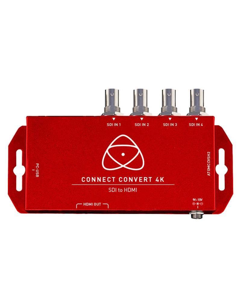 Atomos Atomos Connect Convert 4K - SDI to HDMI with Scale/Overlay