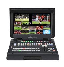 Datavideo Datavideo HS-2850 6/12-Channel Portable Video Studio