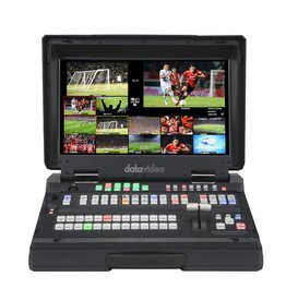 Datavideo Datavideo HS-2850 8/12-Channel Portable Video Studio