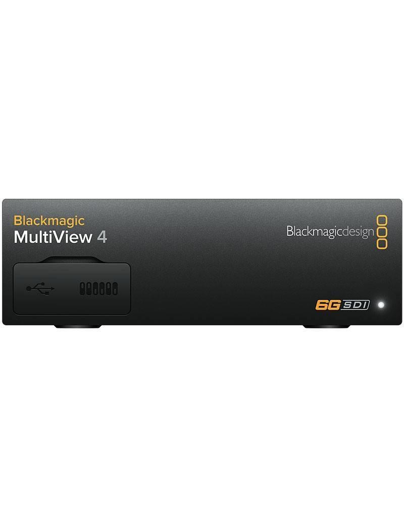 Blackmagic Design Blackmagic Design MultiView 4