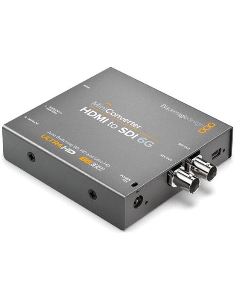Blackmagic Design Blackmagic Design Mini Converter - HDMI to SDI 6G