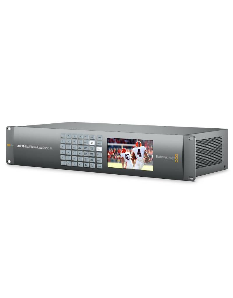 Blackmagic Design Blackmagic Design ATEM 4 M/E Broadcast Studio 4K
