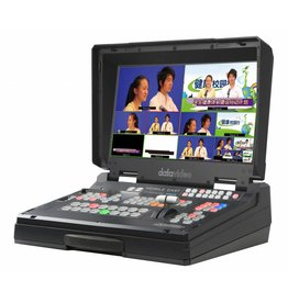 Datavideo Datavideo HS-1300 6-kanaals HD draagbare video streaming studio