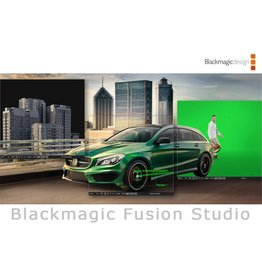 Blackmagic Design Blackmagic Design Fusion Studio - current version