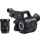 Sony Sony PXW-FS5M2K incl 18-105 mm Zoom Lens