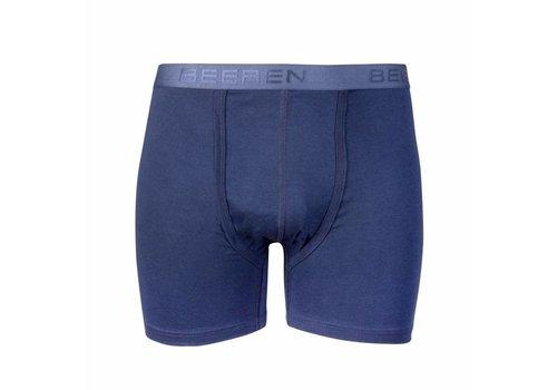 Beeren Heren Boxershort Met Gulp Blauw