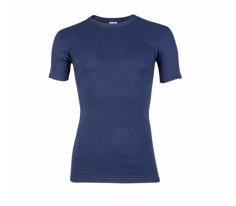 heren T-shirt M3000 donkerblauw