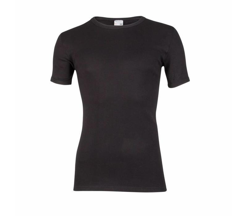 heren T-shirt M3000 zwart