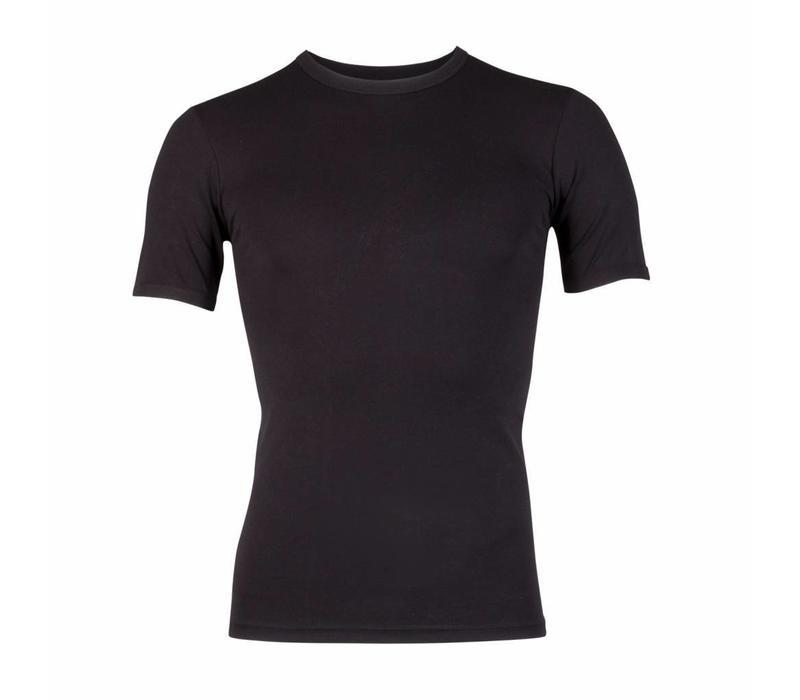 heren beeren young T-shirt zwart