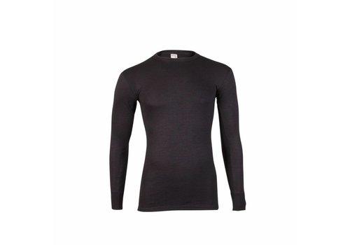 Beeren Heren Shirt Lange Mouw Thermo Zwart